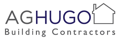 AG HUGO Building Contractors Logo